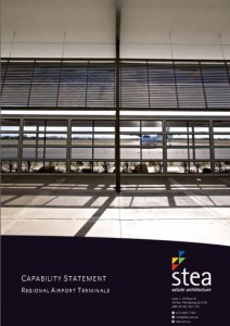 STEA astute architecture airport capability statement