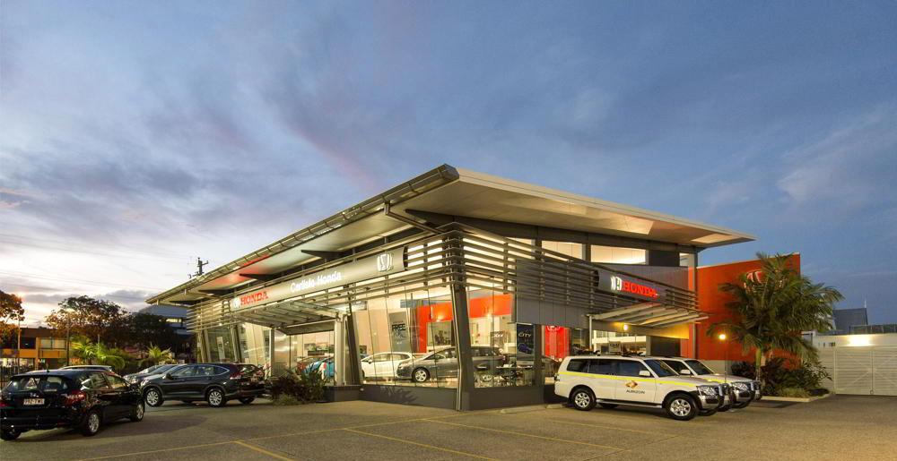STEA Astute Architecture Airport Design Carlisle Honda