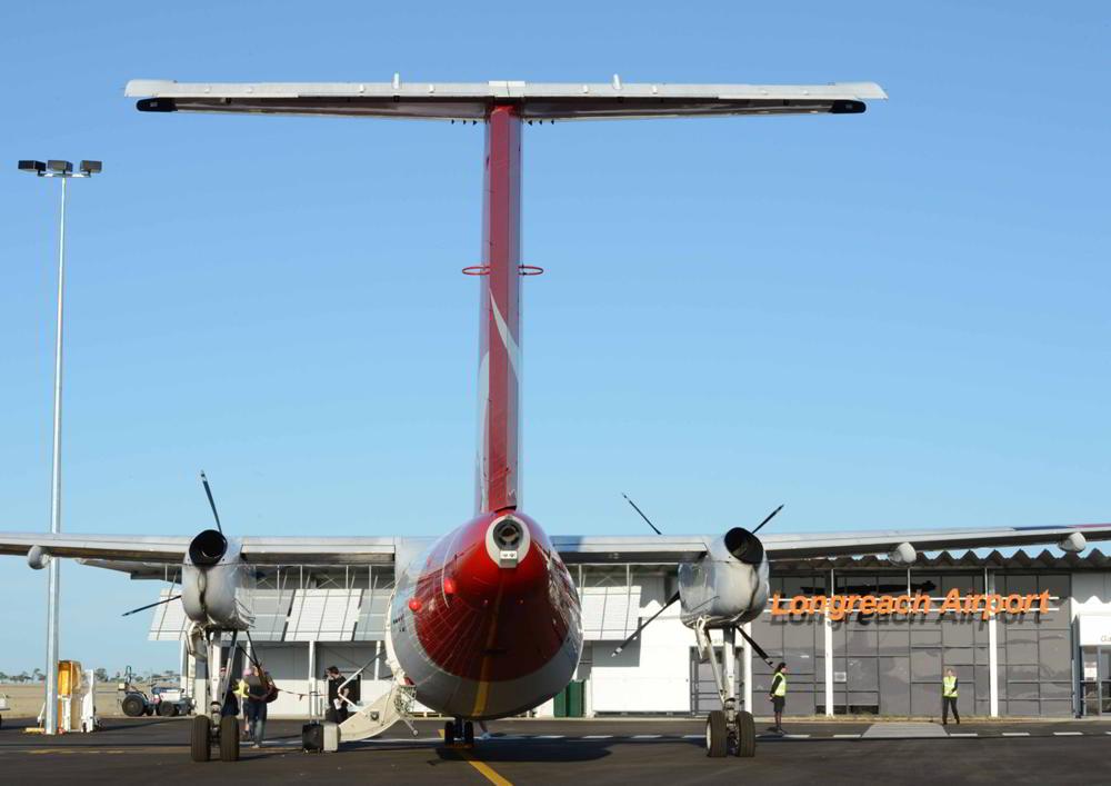 STEA Astute Architecture Airport Design Longreach Airport