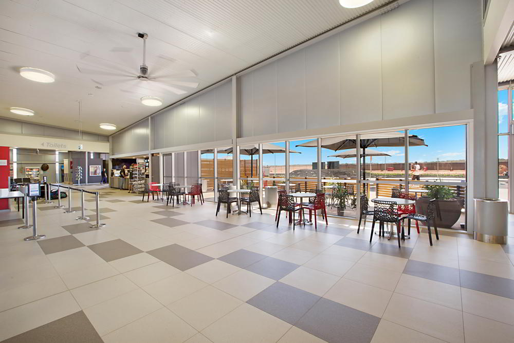 STEA Astute Architecture Airport Design Onslow Airport