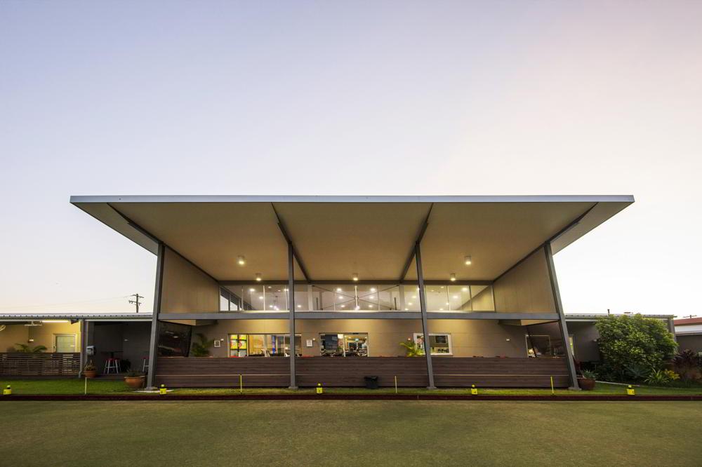 STEA Astute Architecture Commercial Souths Suburban Bowls Club