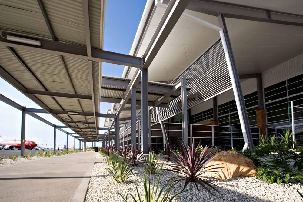 STEA Astute Architecture Airport Design Rockhampton Airport