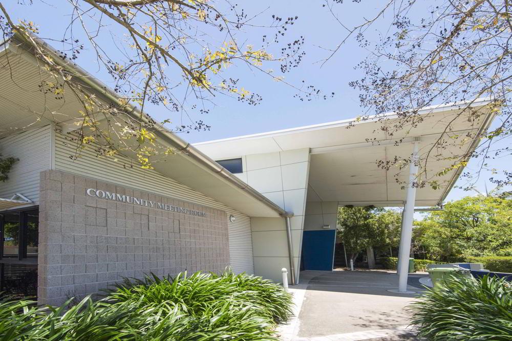 STEA Astute Architecture Community Design Gordon White Library