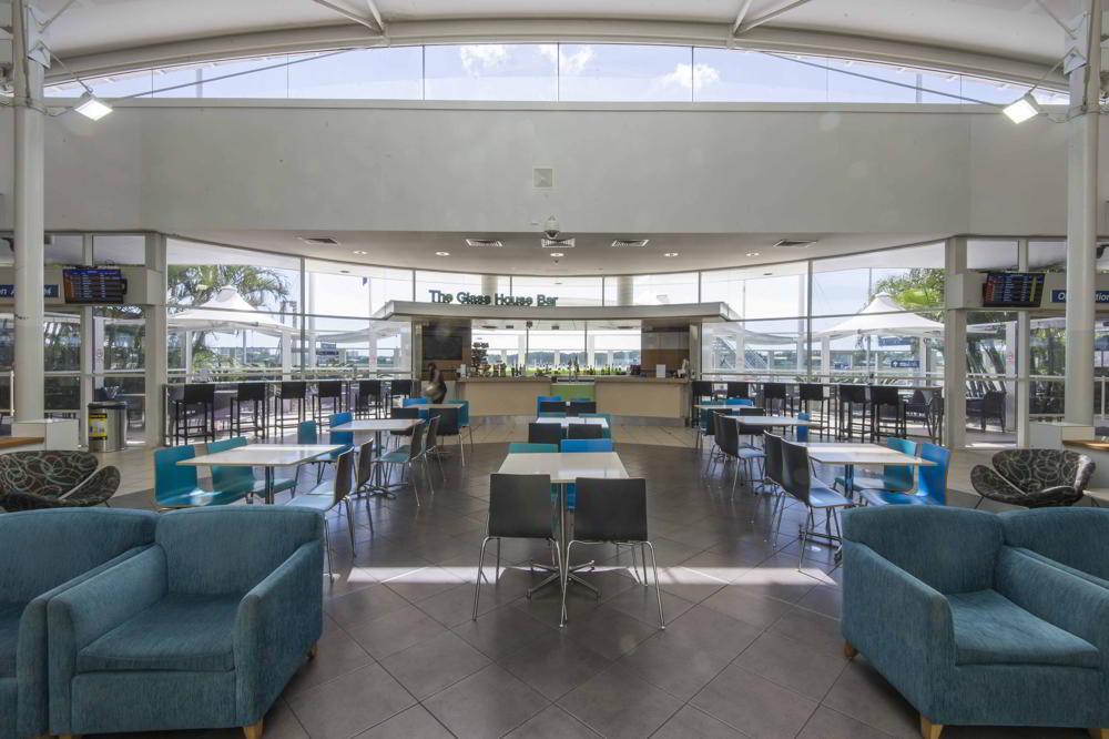 STEA Astute Architecture Airport Design Sunshine Coast Airport