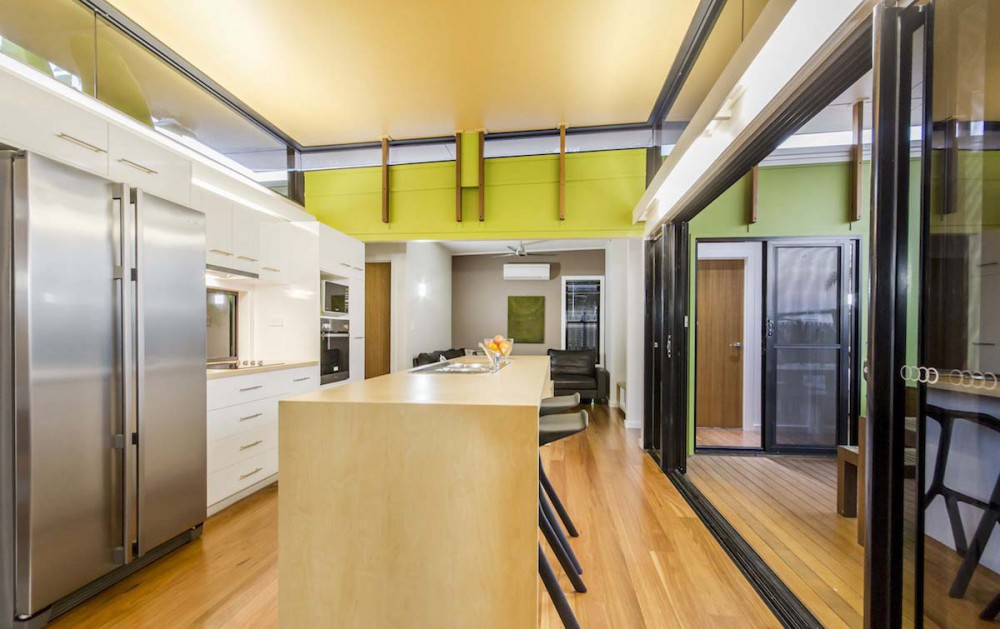 STEA Astute Architecture Residential Design College Court Residence
