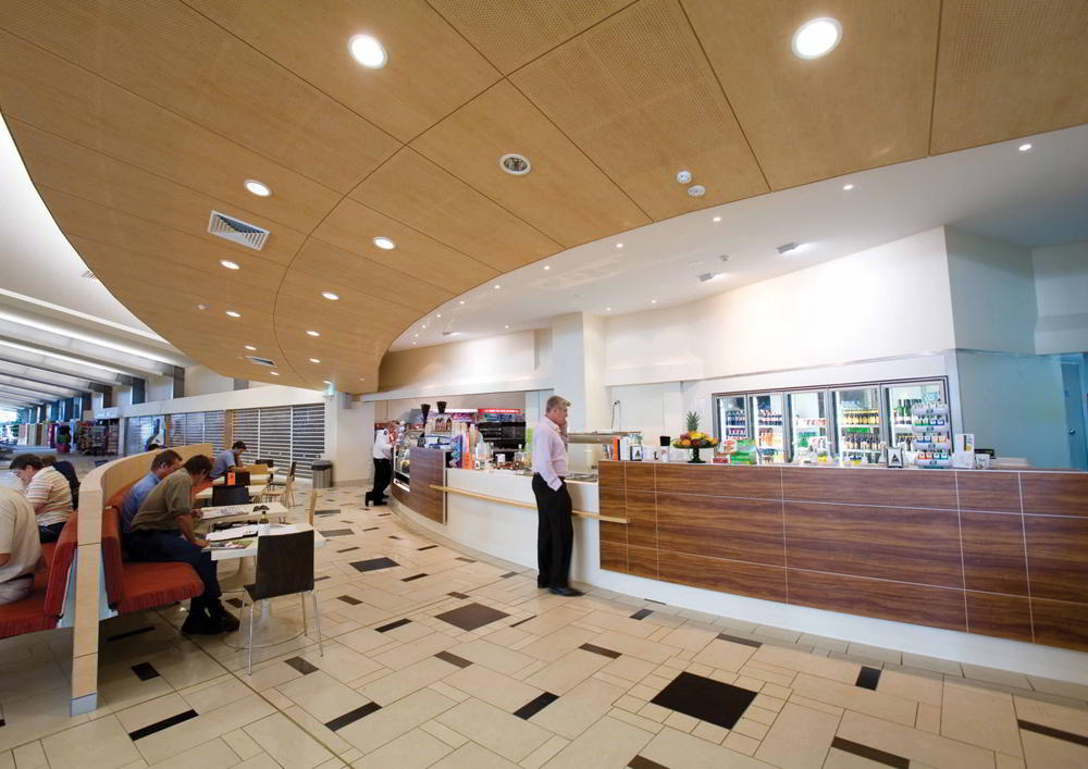 STEA Astute Architecture Airport Design Rockhampton Airport
